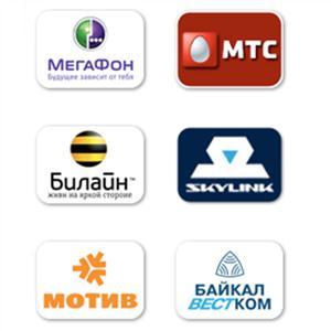 Операторы сотовой связи Русской Поляны